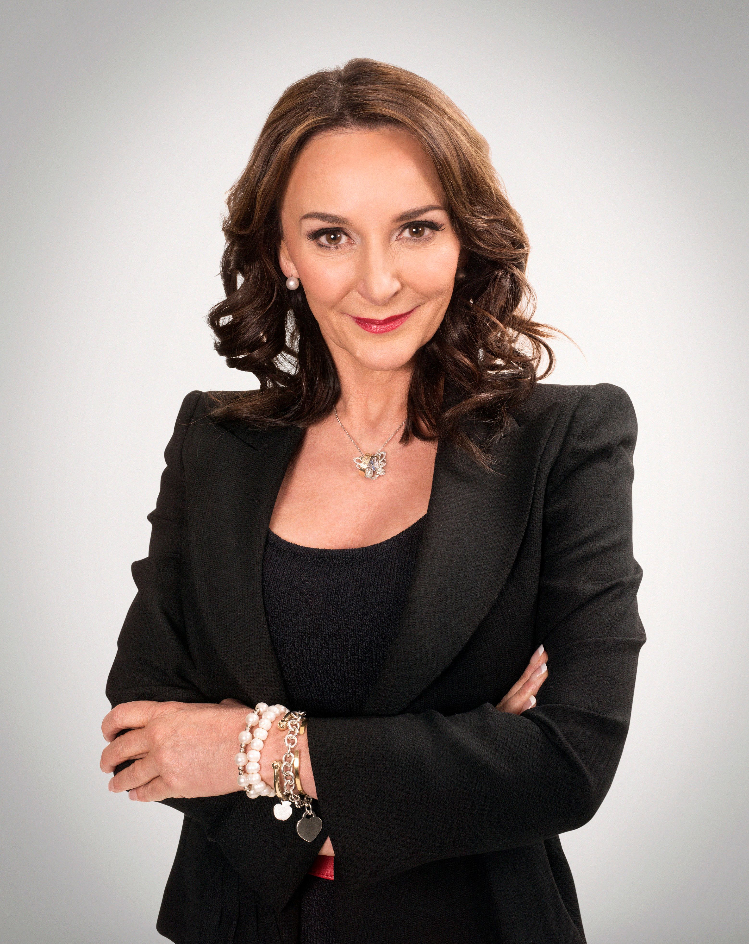 Shirley Ballas was named as Len's