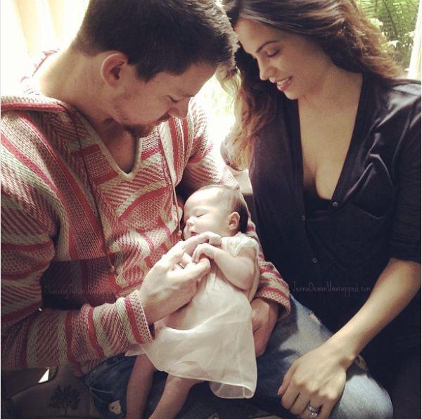 Channing Tatum Wants His Daughter To 'Break Free' Of Gender