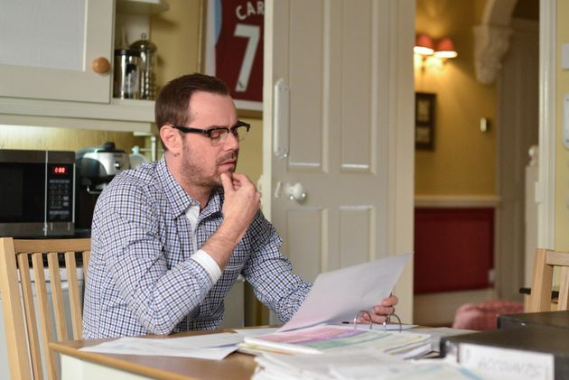 Mick Carter facing surprises on Queen Vic return