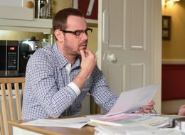 New 'EastEnders' Spoiler Pictures Tease Danny Dyer's Return As Mick Carter