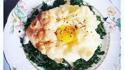 Cómo hacer huevos 'nube', la última tendencia en