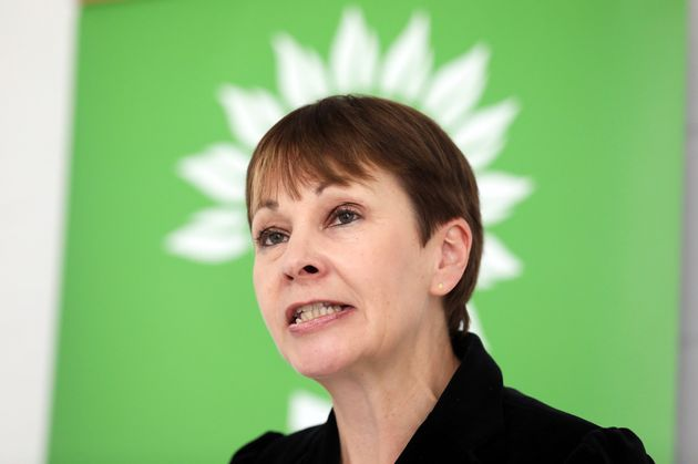 The politics student will be going up against Caroline Lucas, Green Party