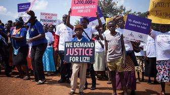 Saida Alis Justice For Liz campaign gained worldwide attention in 2013