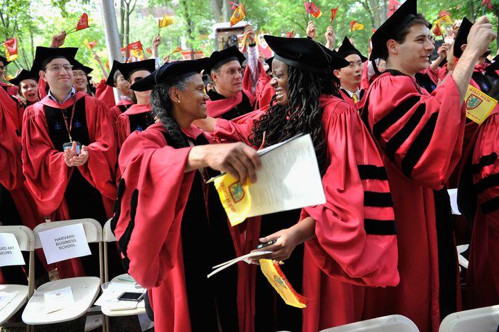 Harvard plans to hold separate graduation ceremony for black graduates