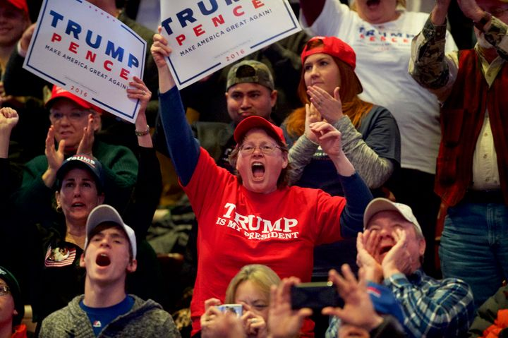 Trump's Core Support Is Driven By Emotion, Not Fact, According To Sigmund Freud