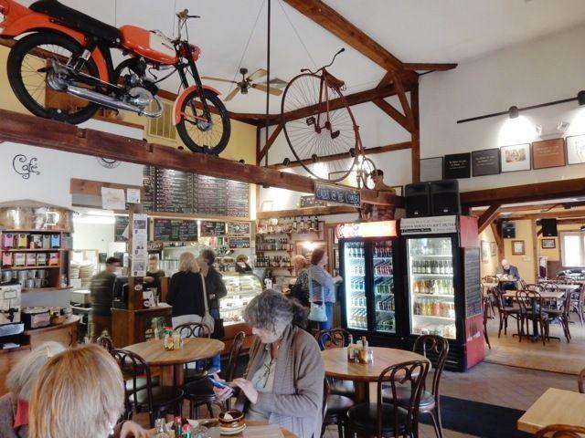 Vanilla Bean Cafe, Pomfret CT