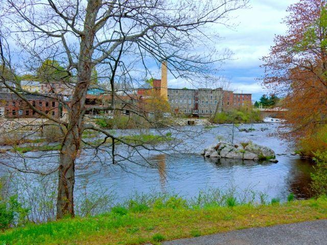 Old mills, Putnam CT
