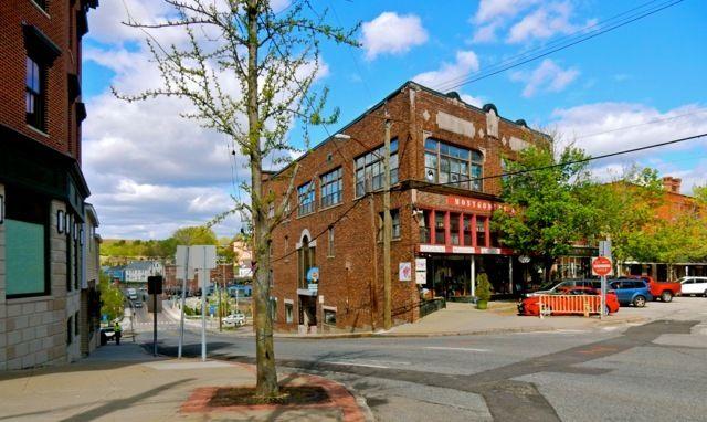 Downtown Putnam CT.