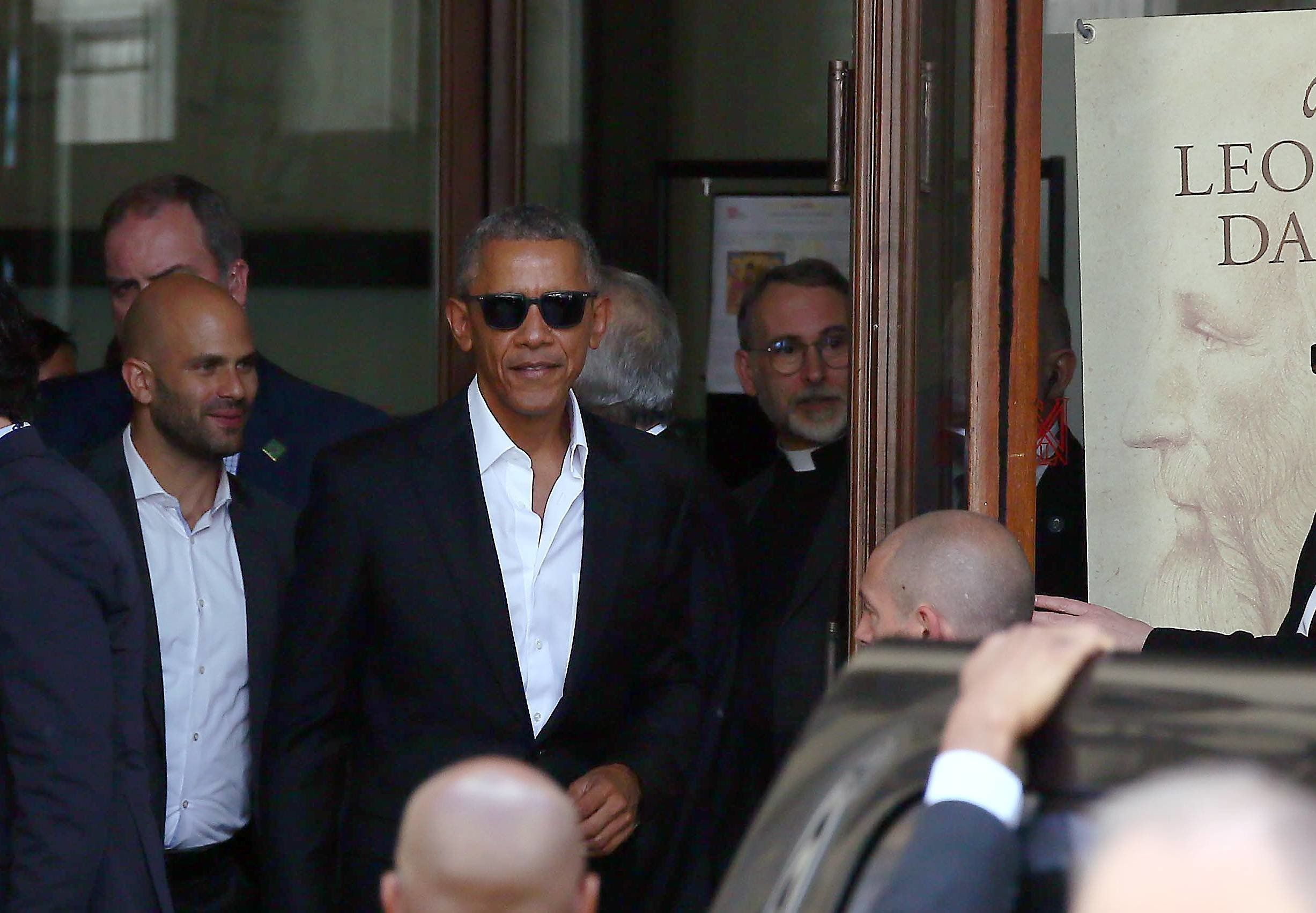 Barack Obama Is Morphing Into A Movie Star. We've Got