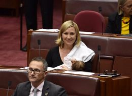 Australian Senator Becomes First To Breastfeed On Parliament Floor