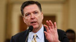 Trump Fires FBI Director James