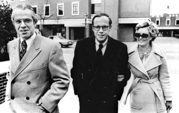 Charlie Shaffer, John Dean, and Mo Dean