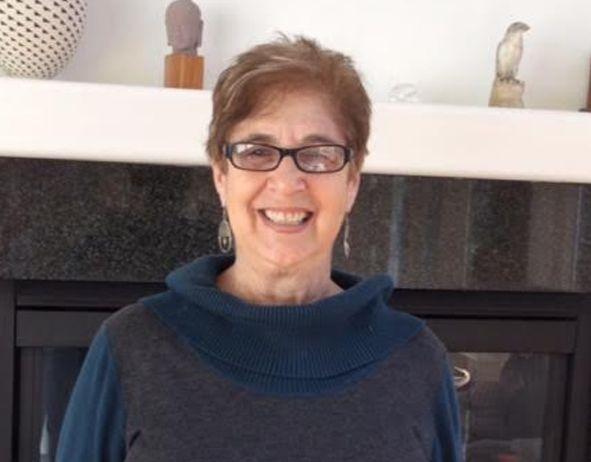 <em>Author and educator Renee Lowden</em>