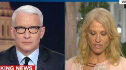 Anderson Cooper's Epic Eye-Roll Is The Perfect Response To Kellyanne