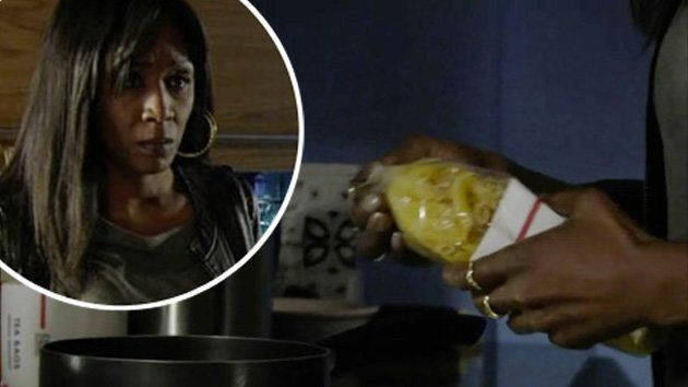 'EastEnders' Fans Bemused As A Saucepan Of Pasta Gets 'Least Dramatic Duff-Duff