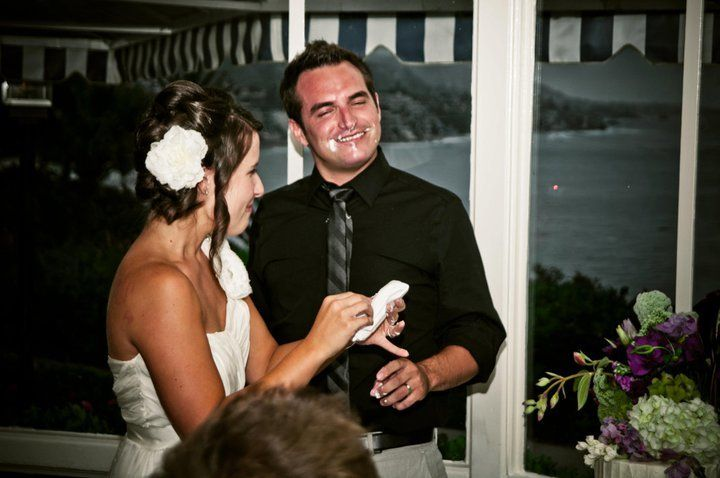<p>Our Wedding Reception, Summer of 2011</p>