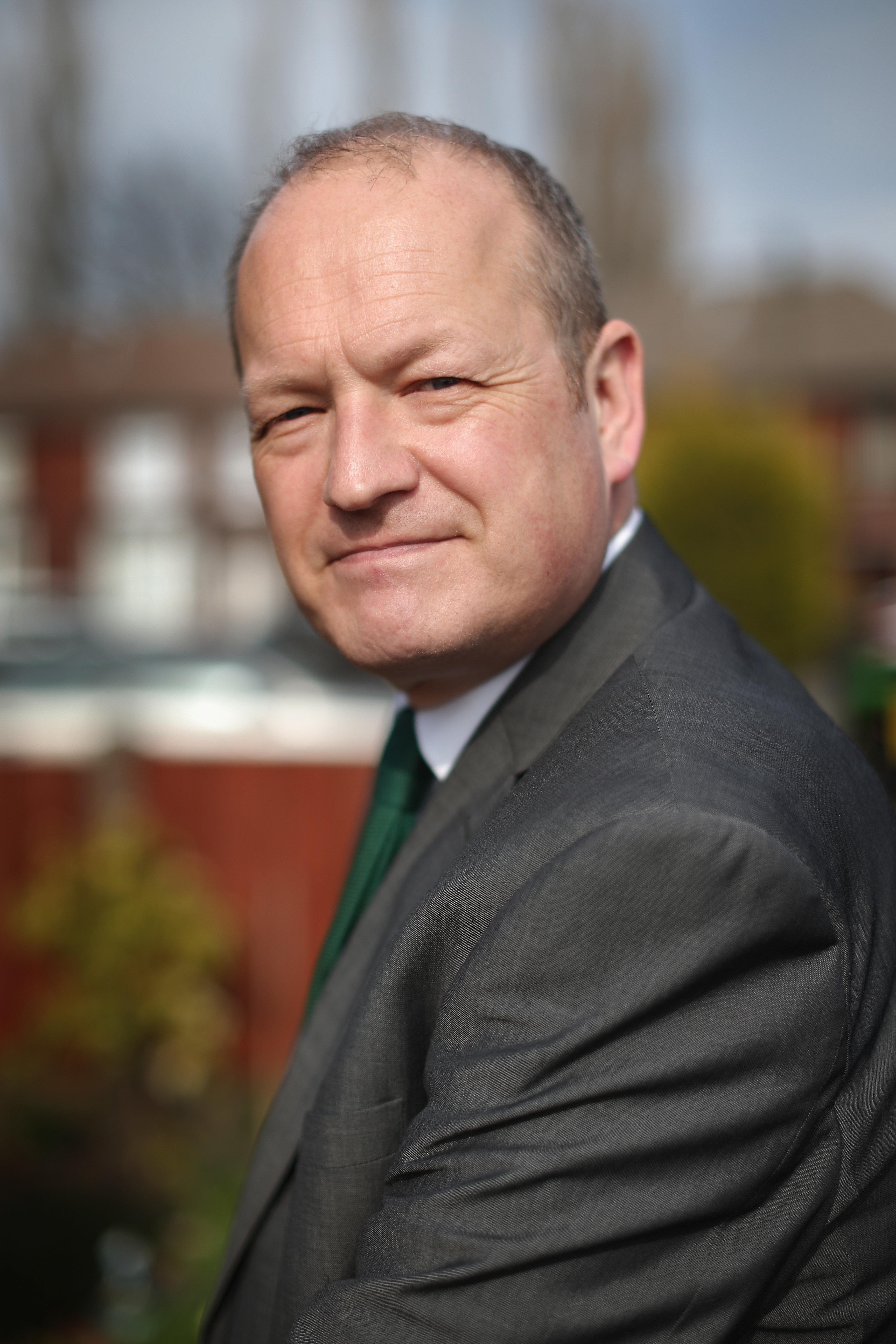 Former Labour MP Simon Danczukhas described an allegation of rape against him as 'totally