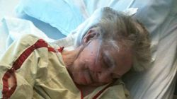 'One Last Goodbye': Elderly Woman's Dying Wish To Cuddle Her Cat In Hospital Is