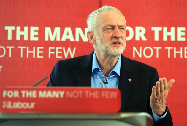 Jeremy Corbyn: 'Our electoral laws must be