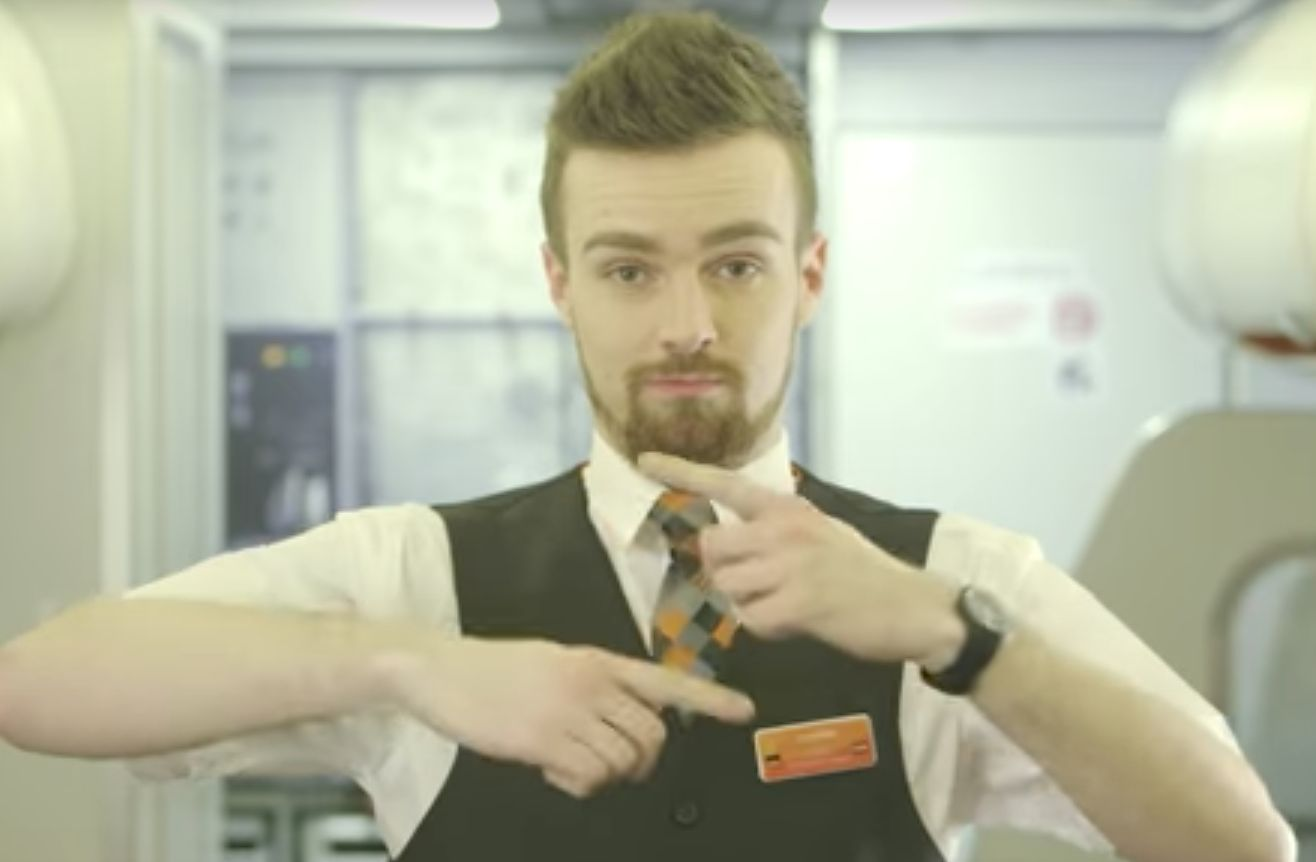 Revealed: The Secret Hand Signals Cabin Crew Use To Send Silent Messages During Flights