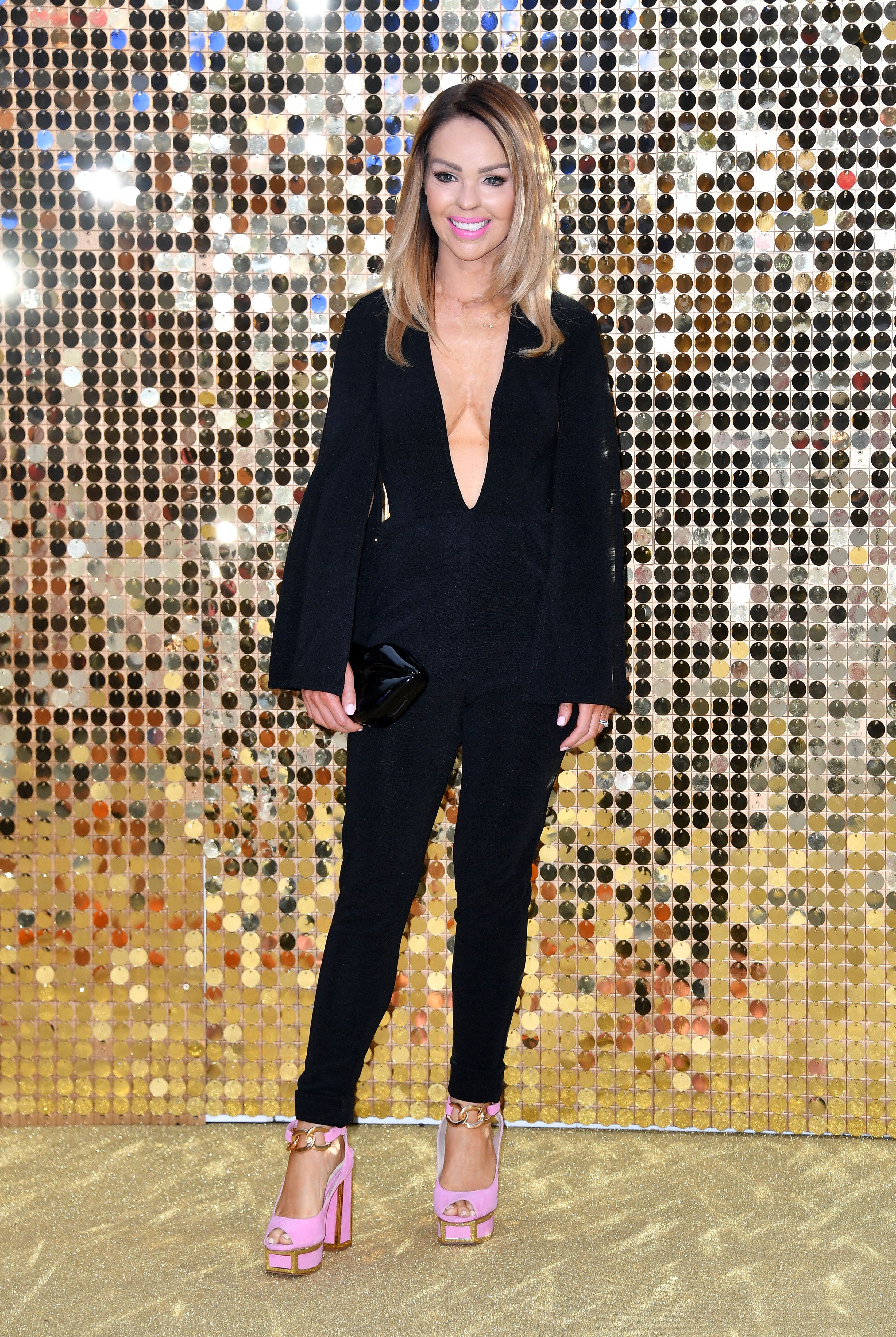 How Katie Piper Discovered The Power Of Fashion After She Had To Wear A Hospital Gown For Two