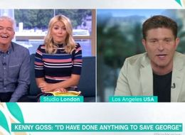 Phil And Holly Forced To Apologise After Kenny Goss Swears Twice On 'This Morning'