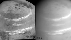Cassini Images: Probe Relays Staggering Photo Of Titan's