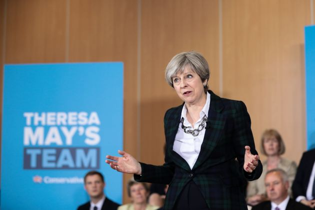 Theresa May has 'always been in favour' of fox