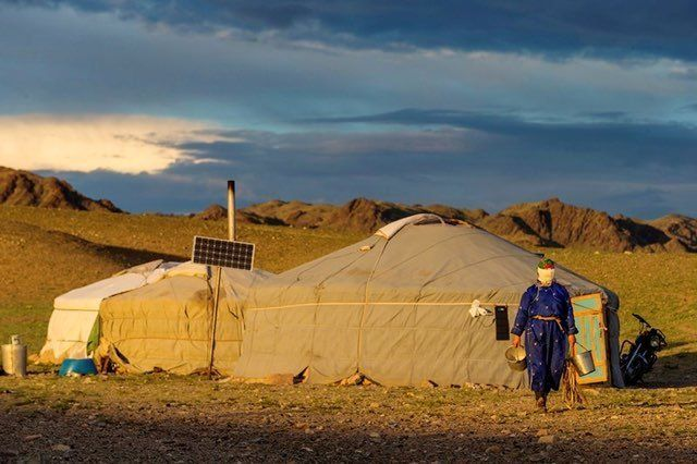 Women in Mongolia have traditionally been left to deal with domestic violence alone, without the help of police or the courts