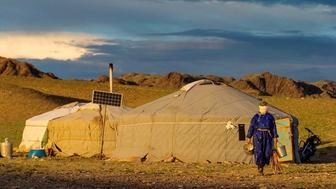 Women in Mongolia have traditionally been left to deal with domestic violence alone without the help of police or the courts But with a new law thats beginning to change
