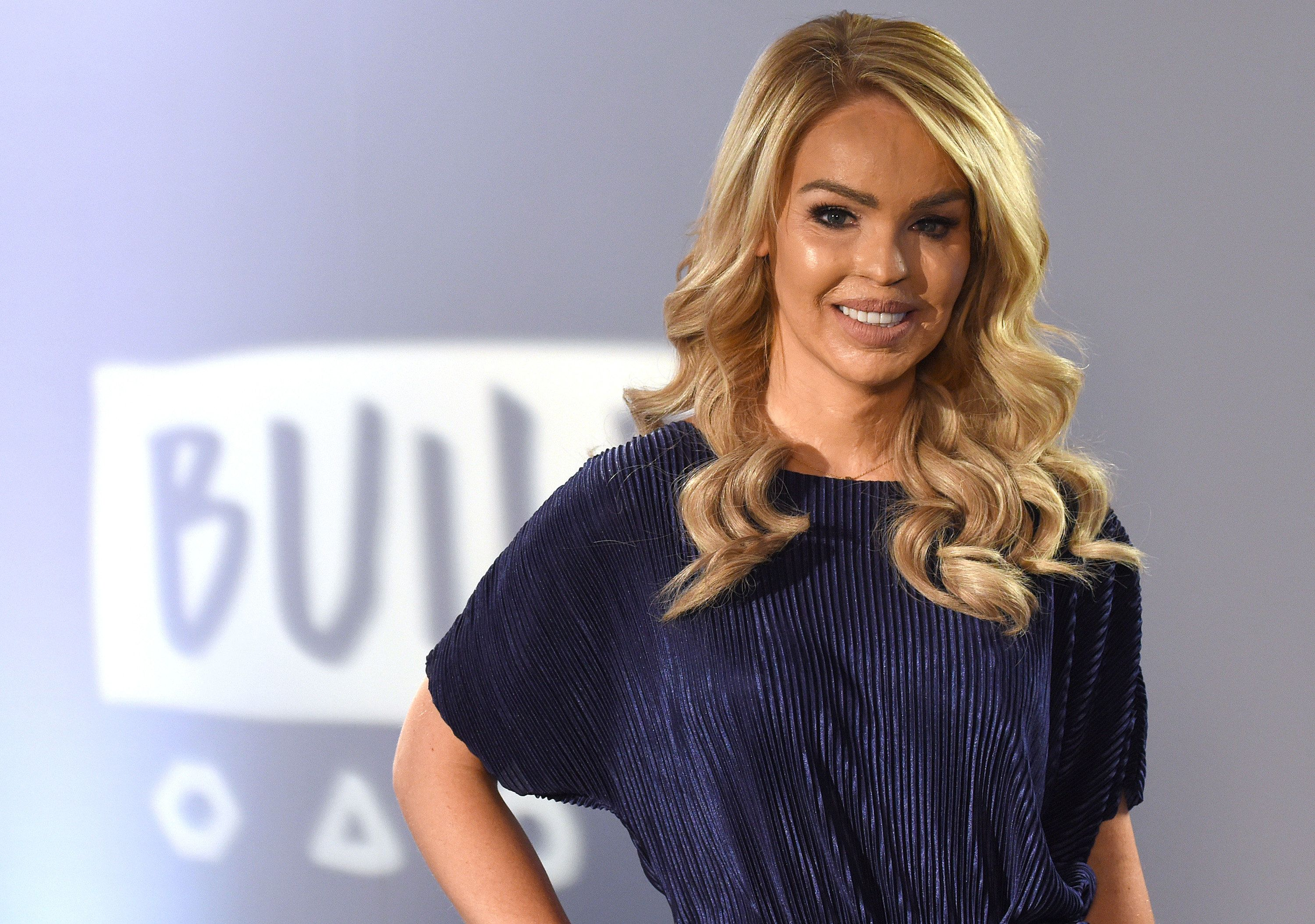 Katie Piper Reveals Why She Won't Be Going To Watch The Film Of Her Life