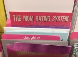 The Mom Rating System: We Can Do Better for Mother's Day