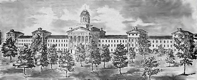 The Mississippi State Lunatic Asylum operated from 1855 to 1935. It was located at the site of today's...