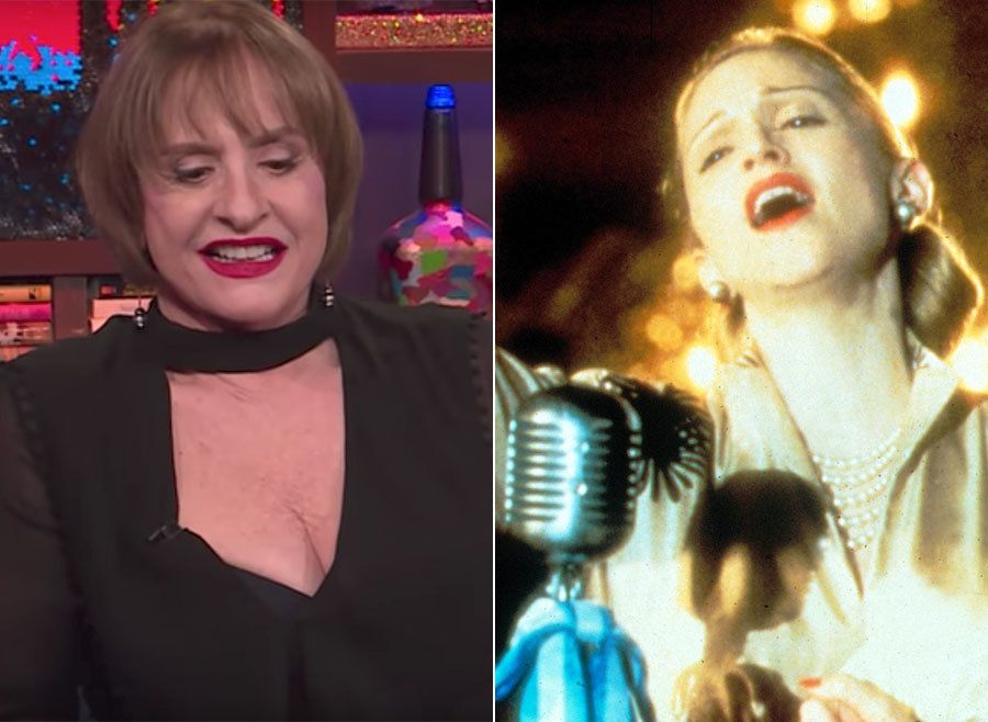 Patti LuPone Blasts 'Movie Killer' Madonna Over 'Evita'