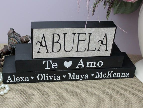 "Etsy, starting at <a href=""https://www.etsy.com/listing/262493505/mothers-day-gift-for-abuela-personalised?ga_order=most"