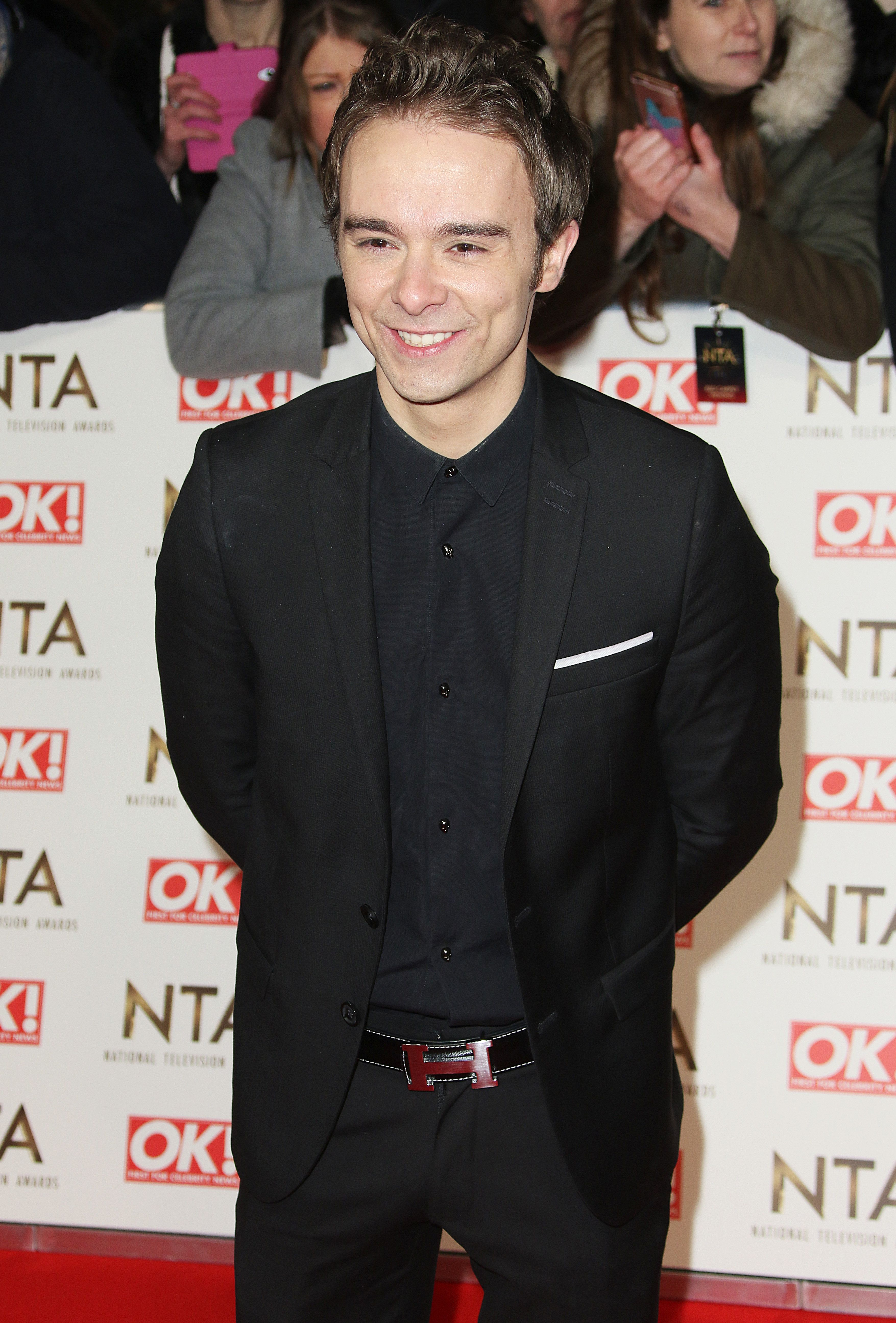 Jack is currently nominated for a British Soap