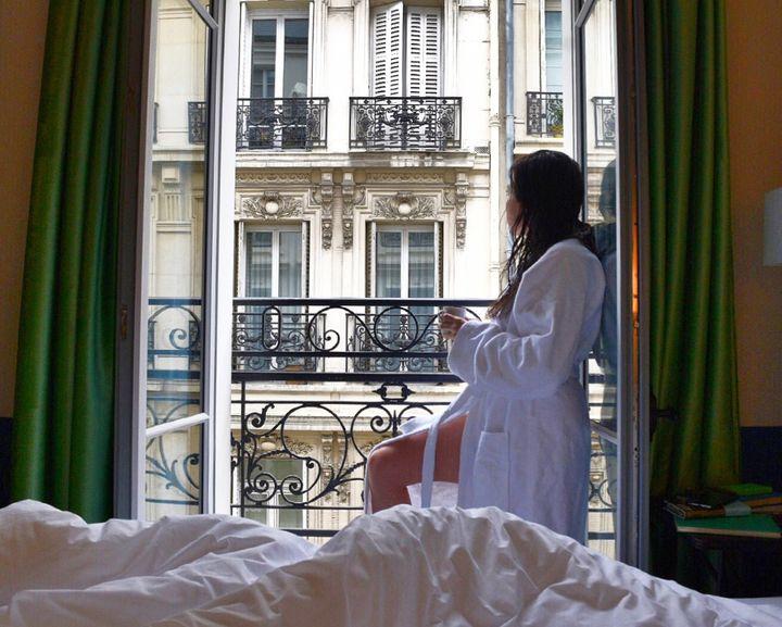 Mornings in Paris at Hôtel Adèle & Jules