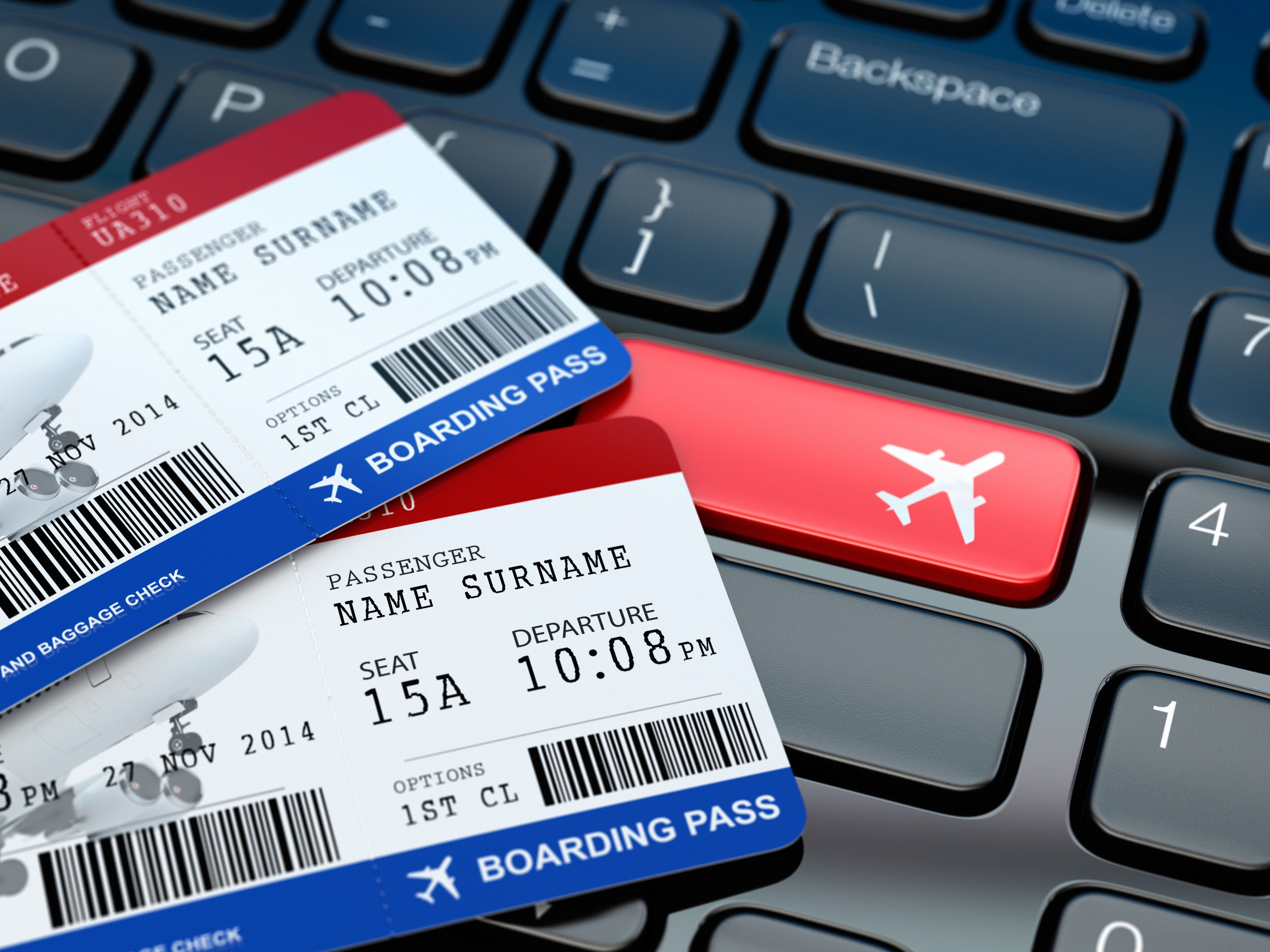 The Best Time To Book A Plane Ticket According New Study