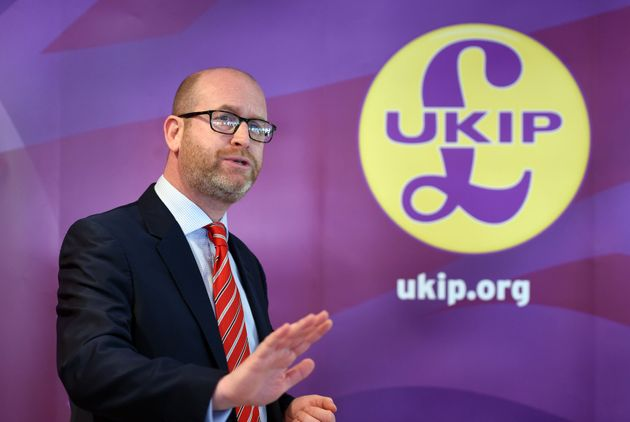 Paul Nuttall said he was 'very sorry' over the false Hillsborough claim as he battled to be elected MP...