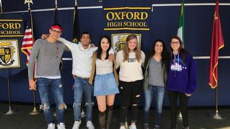 The students of Oxford High School are using their own stories of abuse to remind each other that suicide is always preventable