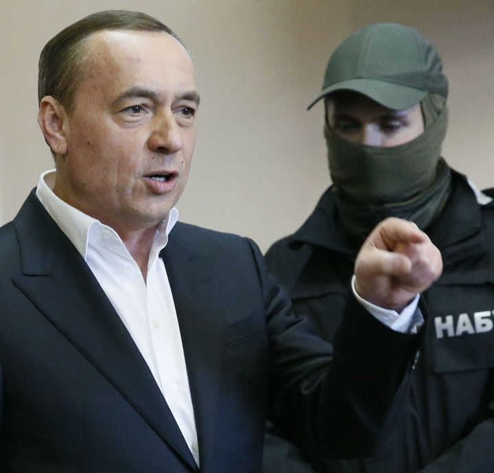 High profile Ukrainian politician arrested in Kyiv