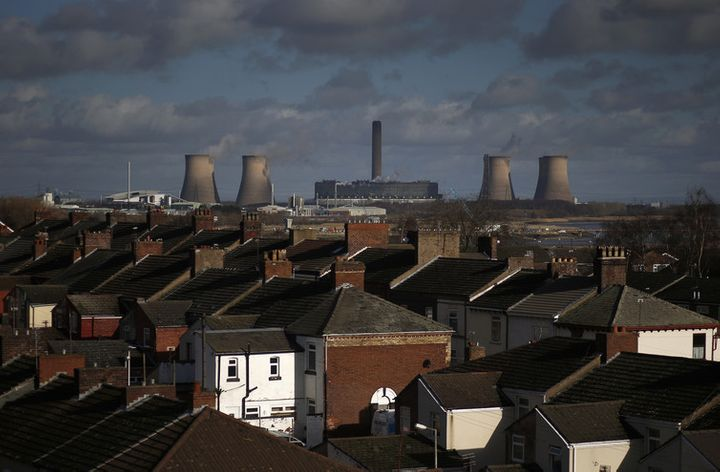 The UK plans to phase out coal by 2025.