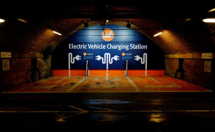 Electric cars must become standard in the next decade.