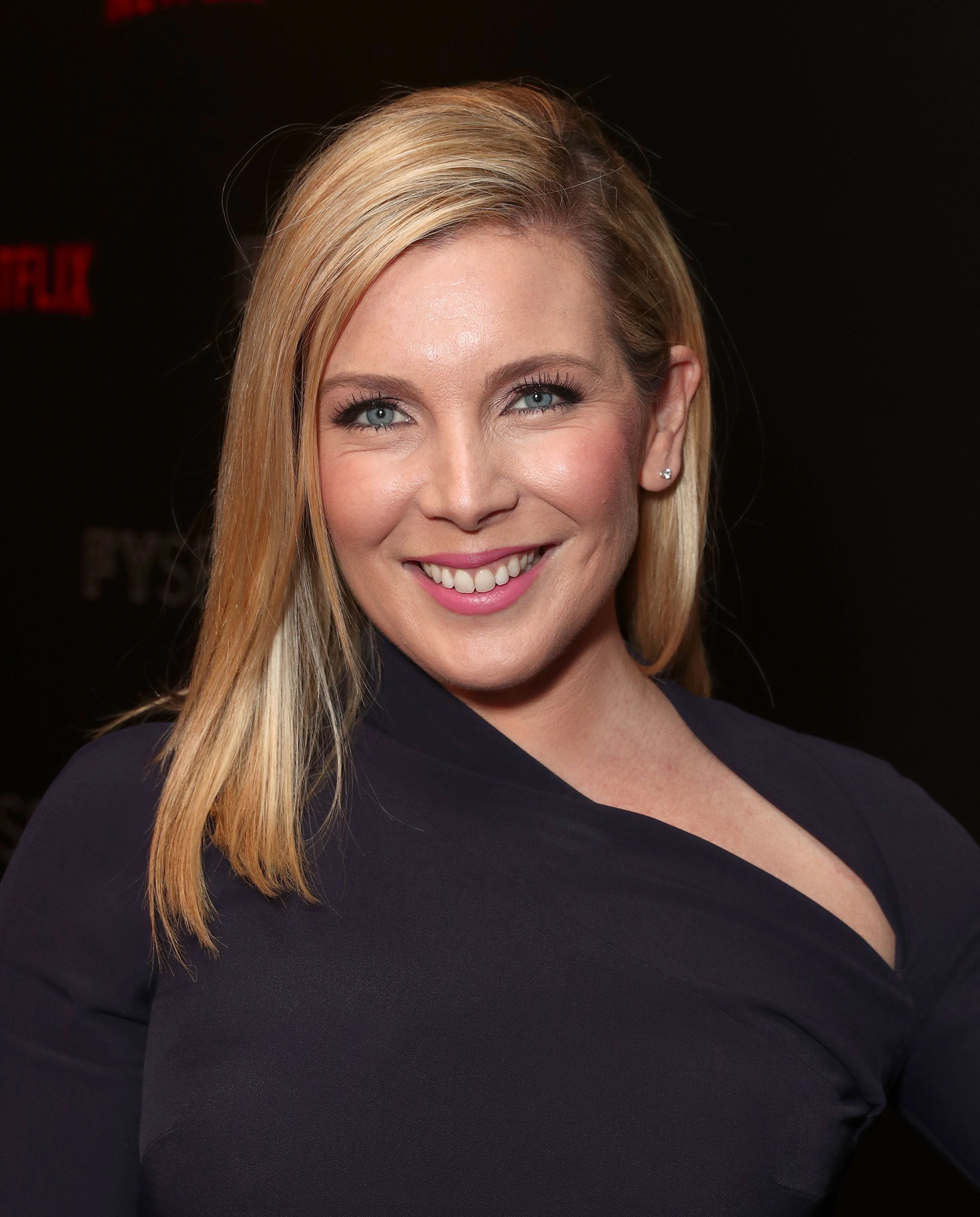 BEVERLY HILLS, CA - MAY 07:  June Diane Raphael attends Netflix's FYSEE Kick-Off Event at Netflix FYSee Space on May 7, 2017 in Beverly Hills, California.  (Photo by Todd Williamson/Getty Images)