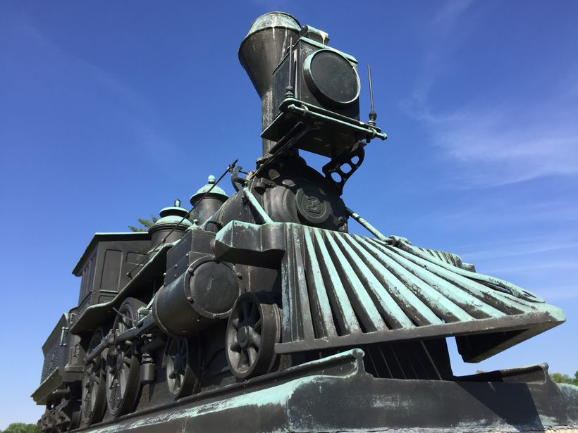 Following The Great Locomotive Chase | HuffPost