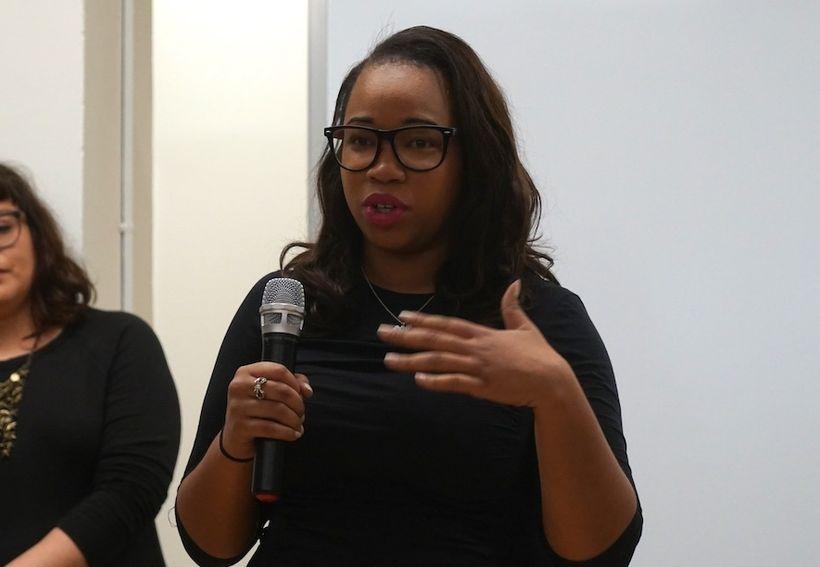 Color Of Change Program Director Jennifer Edwards