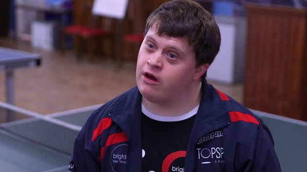 Chris O'Flynn is one of the BTTC squad who travels abroad for the disabled