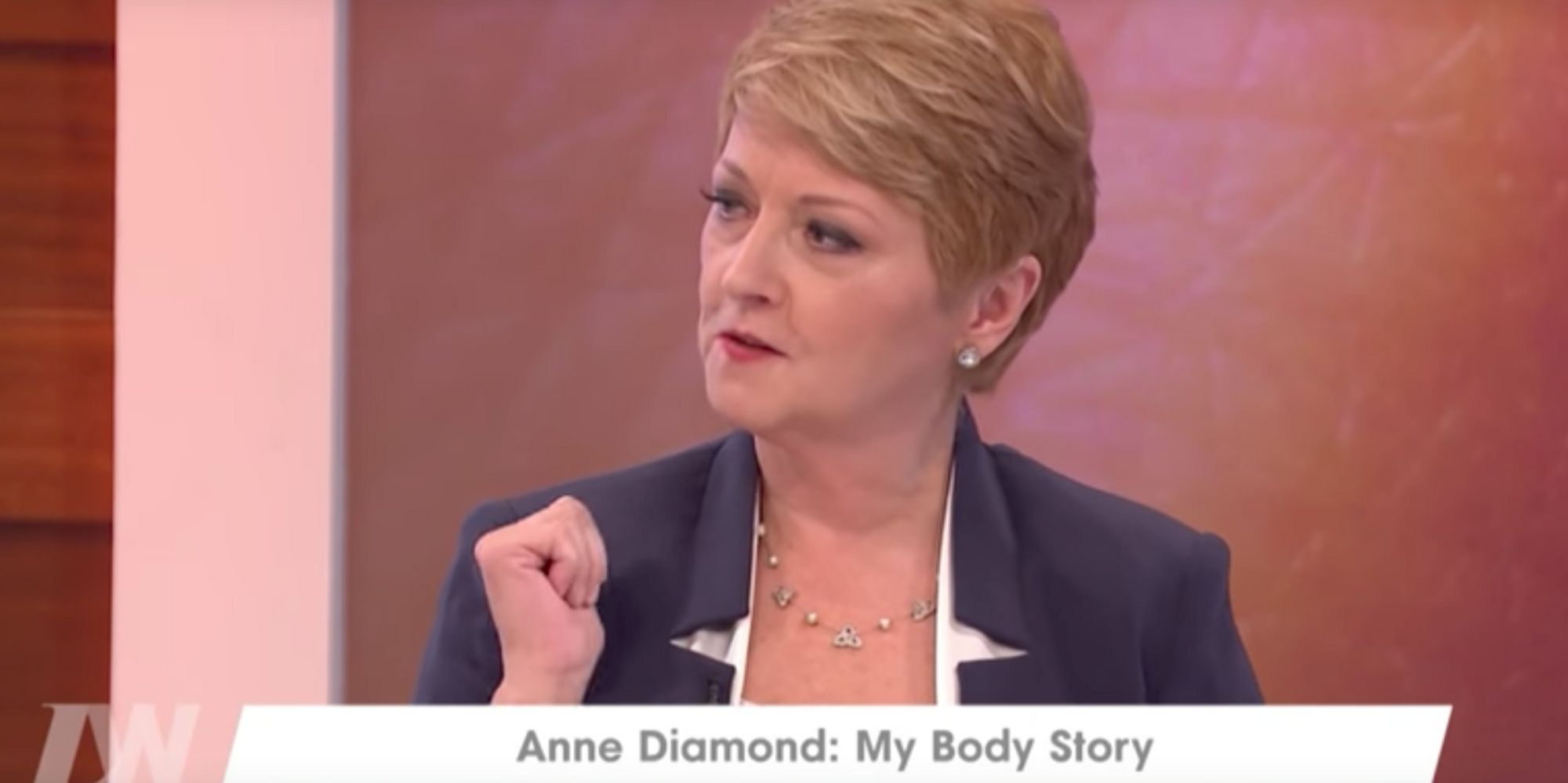 'Loose Women' Star Anne Diamond Turned Down Bikini Photo-Shoot Due To Past Media 'Abuse'