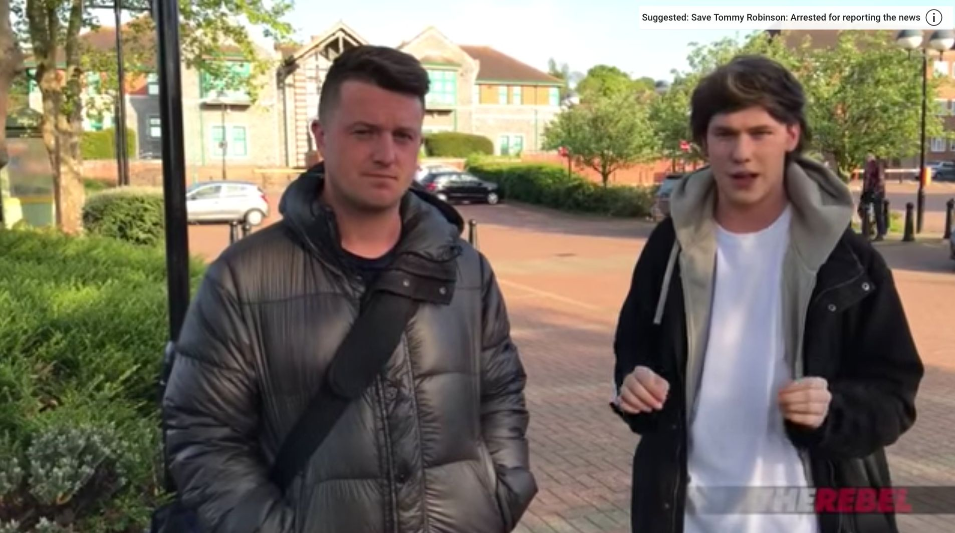 Tommy Robinson's Supporters Are Very Confused About Why He's Been