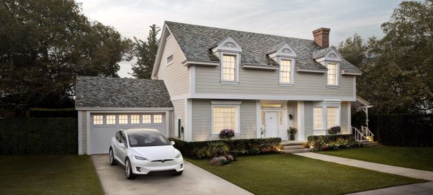 Tesla's Incredible Solar Roof Is A Lot Cheaper Than You Might